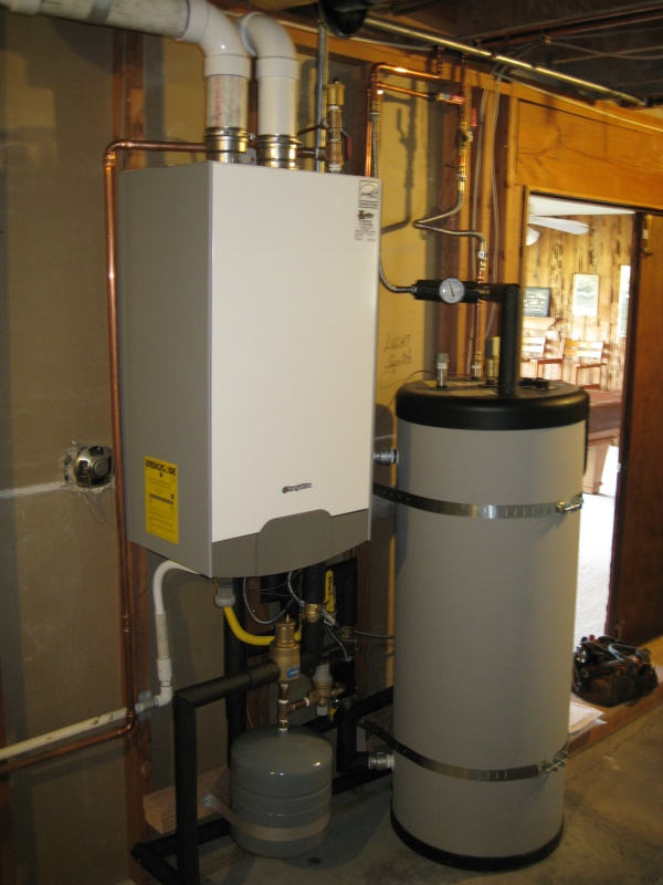 Kelly Plumbing & Heating Hot water repair and service in Marin County
