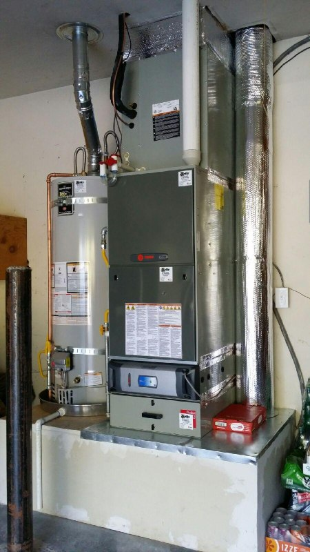 Novato Heating Amp Air Conditioning Furnace Duct Amp Dryer