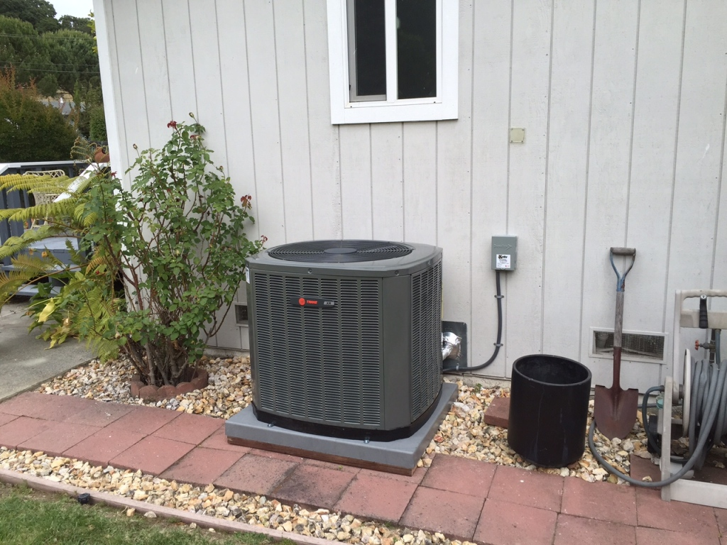 Service and Repair Air Conditioner in San Rafael Kelly Plumbing & Heating