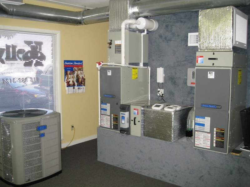 Air Conditioning and Furnace Repair Company in San Rafael