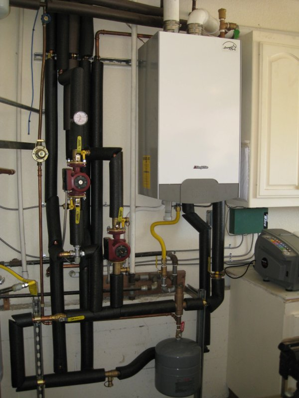 Kelly Plumbing & Heating gas boiler repair in San Rafael