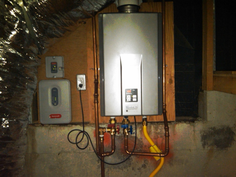 Kelly Plumbing & Heating Gas boiler repair in Marin County