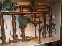 Kelly Plumbing & Heating, ready to service your Boiler in San Rafael CA