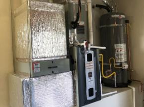 Repair and service Furnace and Water Heater Marin County