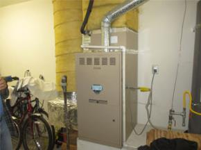 Furnace Install Marin County